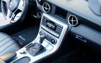 Fahrzeug Innenreinigung